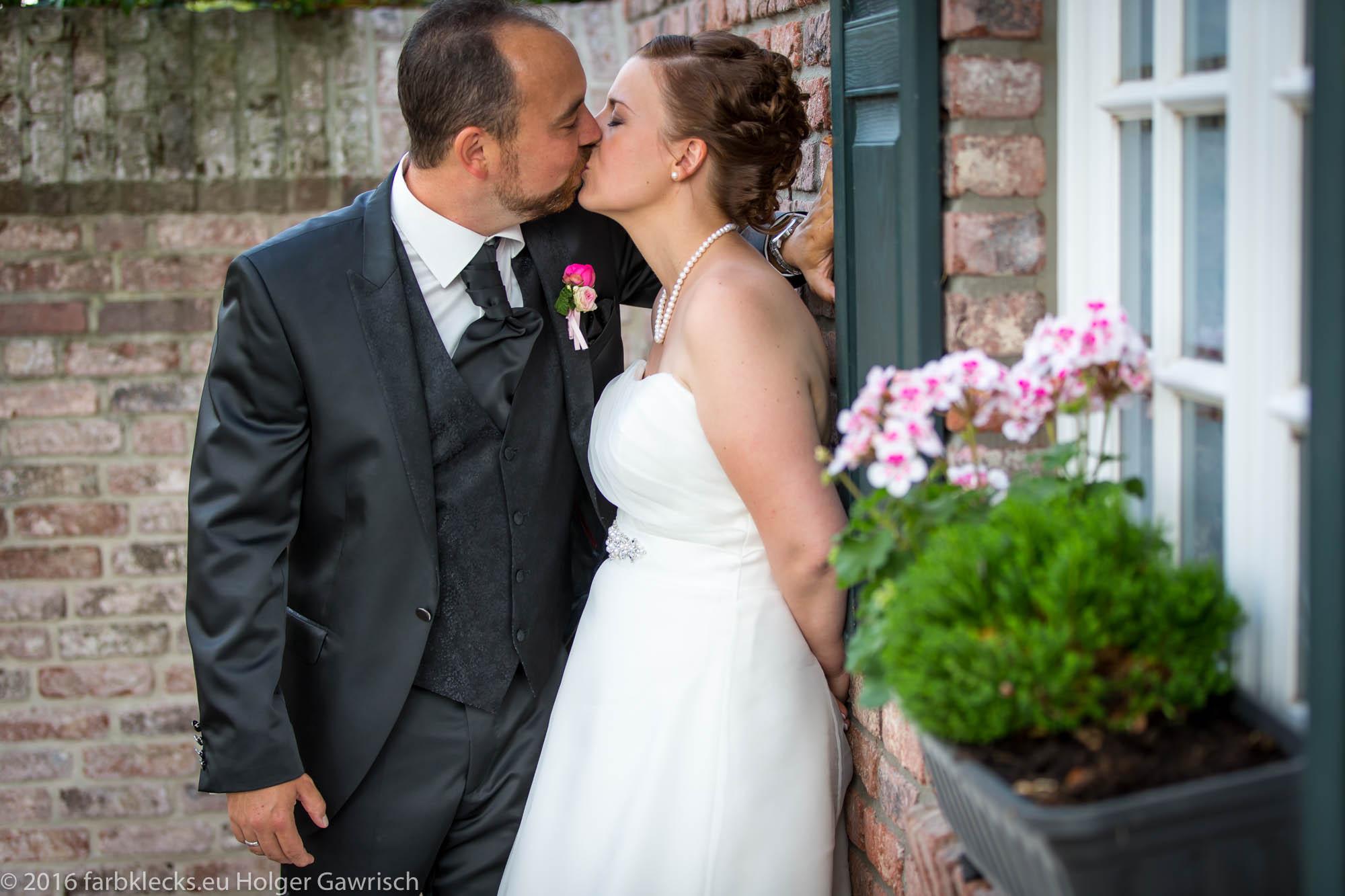 Wesel Brautpaar