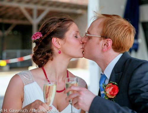 Hochzeit von Lea und Fraser