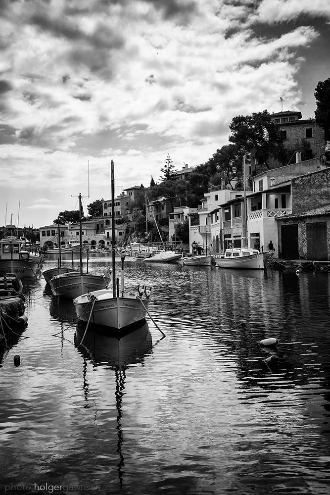 Mallorca-Hafen